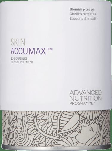 Advanced Nutrition Programme Skin Accumax 400 Capsules